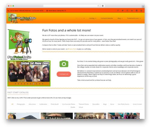 Nimva WP template - funfotostogo.com