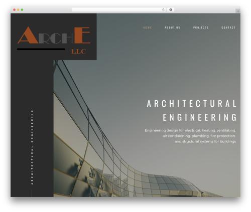 WordPress template goarch - archeeng.com
