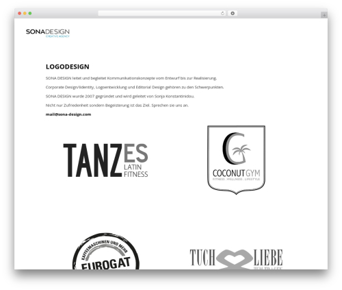 Ottar WP theme - sona-design.com