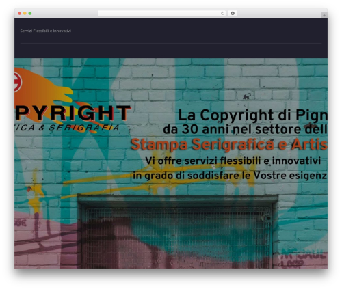 Rockers free website theme - copyrightsbt.it
