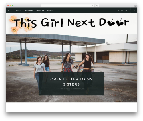 Solien best WordPress theme - thisgirlnextdoor.com