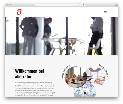 WP template Ottar - aberratio.de