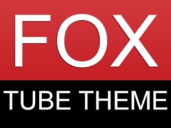 WP theme Fox