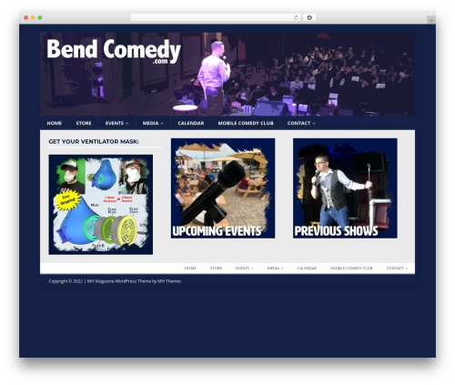 Free WordPress Broadcast Companion plugin - bendcomedy.com