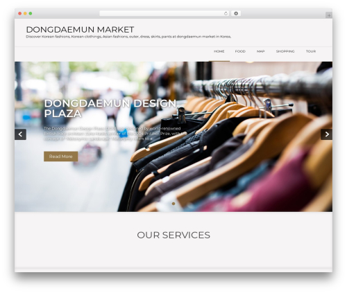 Showcase Lite theme free download - dongdaemun.net