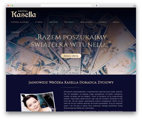 WP template Modular - wrozkakasella.pl