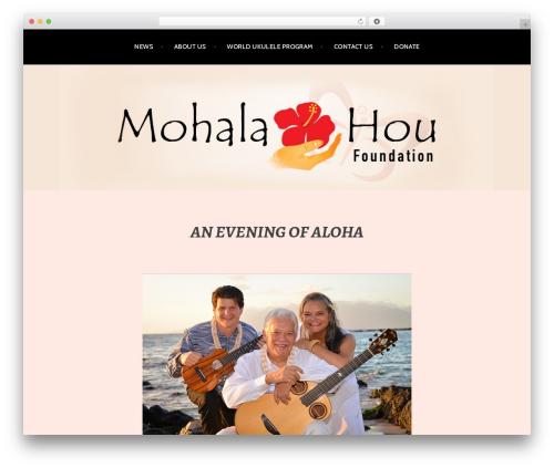 Argent WordPress theme free download - mohalahou.org