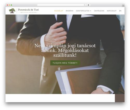 Divi WP template - peremiczki.com