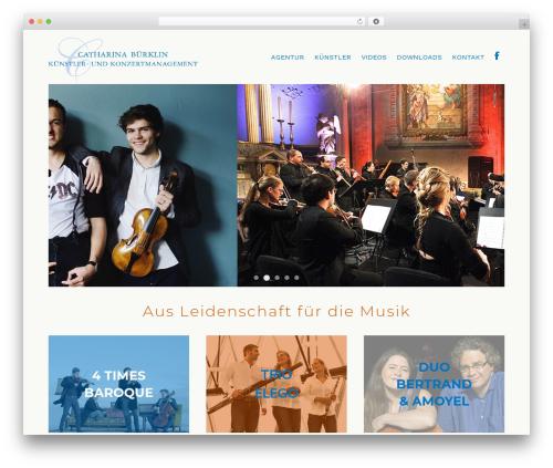 Arouse WordPress template free download - buerklinkonzerte.de