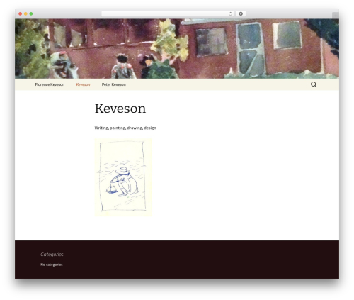 Twenty Thirteen WordPress theme free download - keveson.com