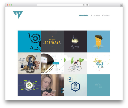 SohoPRO WordPress theme - mietteseparses.com