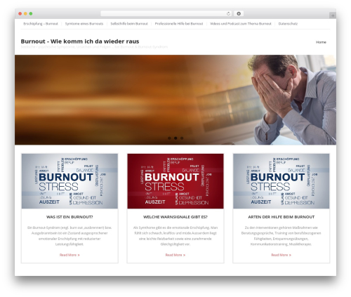 Renden WordPress free download - erschoepfung-burnout.com