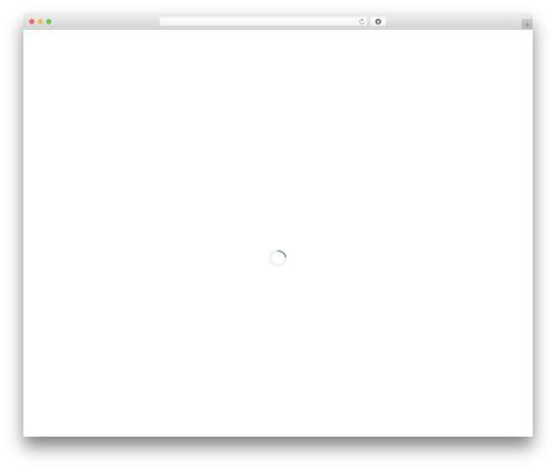 Salient company WordPress theme - privatetravelbusiness.com