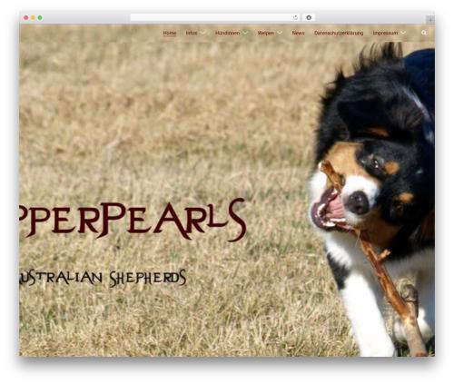Sydney WordPress free download - pepperpearls.com