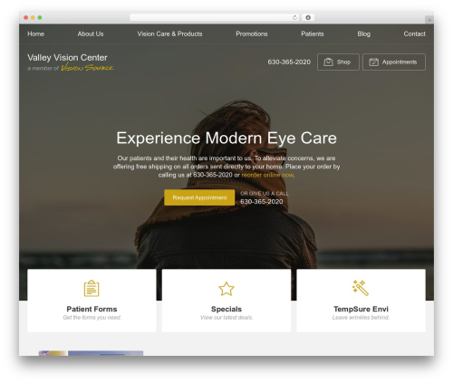 Best Home Page 2020.Vs Theme 6 Wordpress Website Template By Avelient