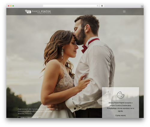 Betheme top WordPress theme - piatekpawel.pl