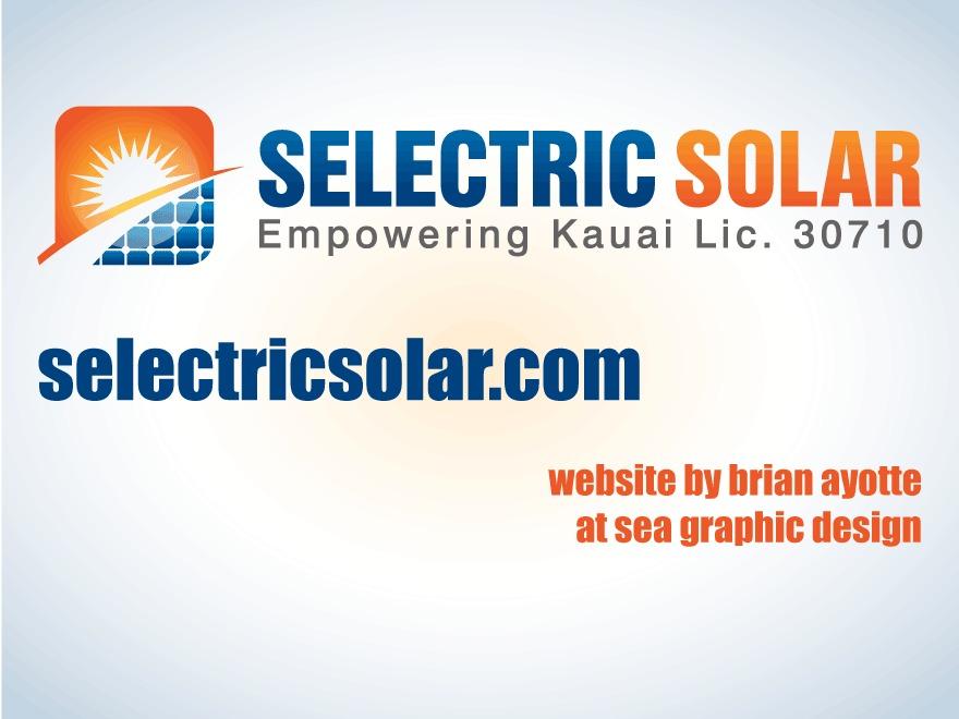 Best WordPress theme Selectric Solar