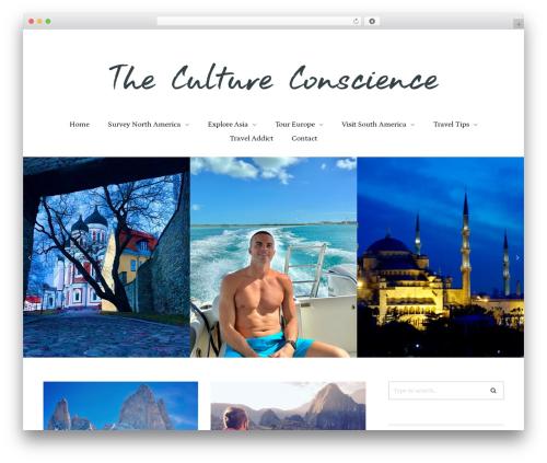 Carbis WordPress travel theme - tipsfortravels.com