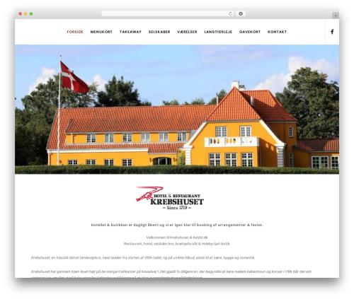 Movedo WordPress theme - krebshuset.dk