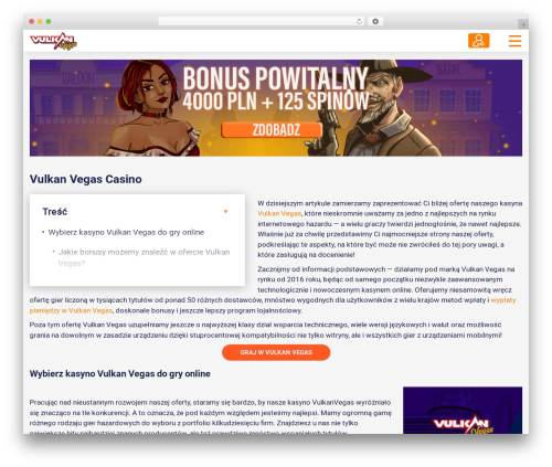 WordPress custom-table-of-contents-plus plugin - vulkanvegas-hazardowe.com