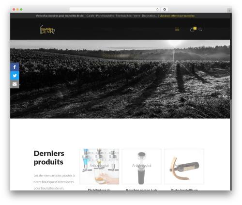 Free WordPress Messenger Marketing for WooCommerce plugin - bouteillesdevin.com