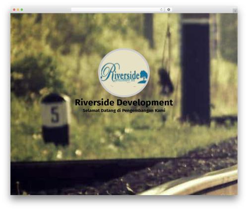 Camaraderie best free WordPress theme - riversidedevelopmentsite.org