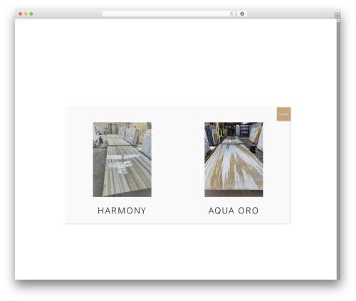 goarch WP theme - michelakis-marble.com