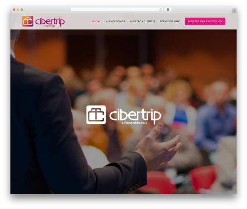 WP theme Movedo - cibertripincentives.com