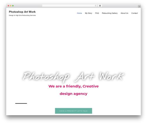 Neve best WooCommerce theme - photoshopartwork.com