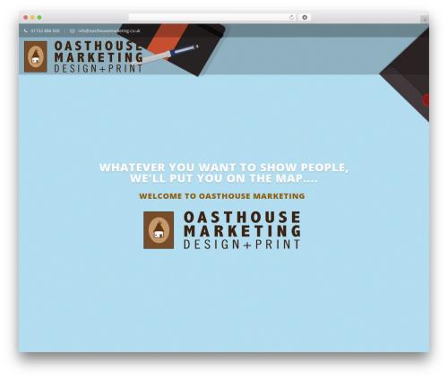 Theme WordPress NOO Pearle - oasthousemarketing.com
