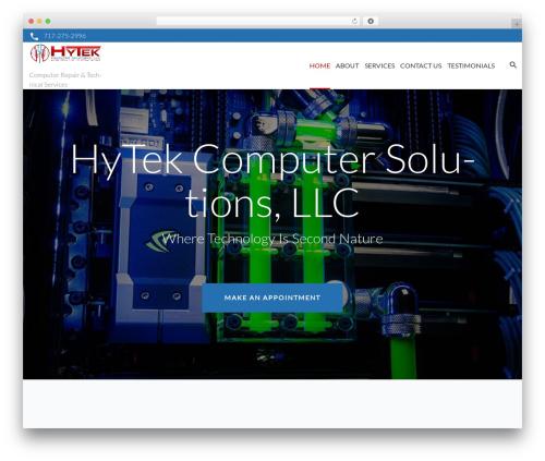 WordPress theme TechnoFix - hytekpcsolutions.com