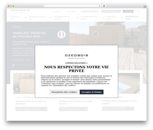 WordPress sitemap-with-woocommerce plugin - ozeobois.com