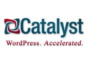 Catalyst. best WordPress template