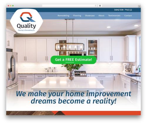 Dynamik-Gen top WordPress theme - qualityflooringandremodeling.com