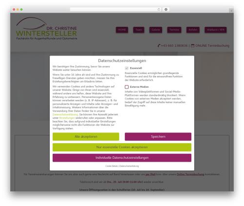 childTheme WordPress template - augenarzt-salzburg.info