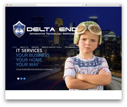 Best WordPress theme cherry - deltaend.com