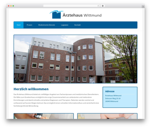 Free WordPress Easy Sidebar Menu Widget plugin - aerztehaus-wittmund.de