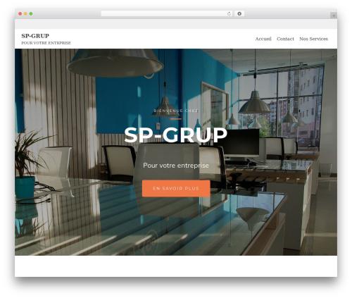 Best WordPress template Neve - sp-grup-slu.com