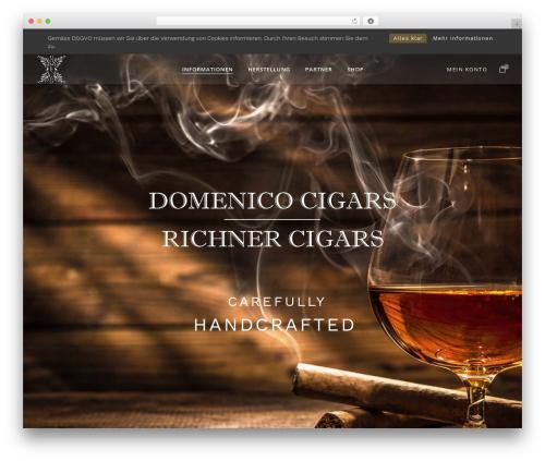 WordPress woocommerce_postfinancecw plugin - richner-cigars.com