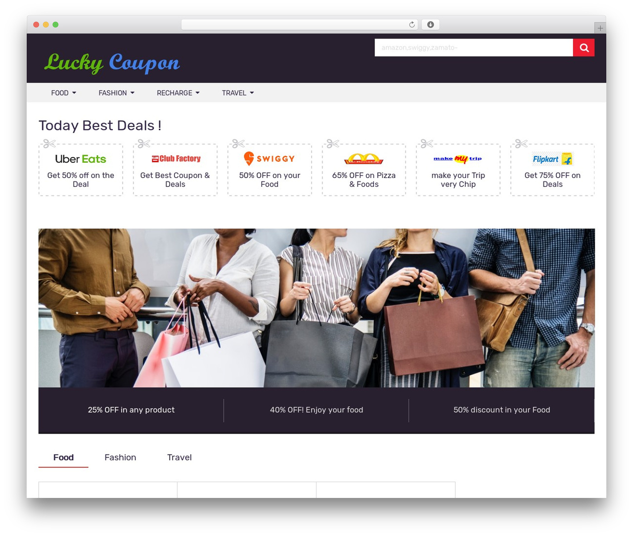 Coupon by MyThemeShop best WordPress theme - luckycouponcode.com