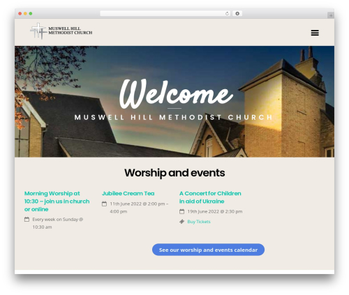 WordPress theme Themify Simple - mhmc.org.uk