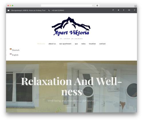 RoyBedAndBreakfast WordPress page template - apartviktoria.com