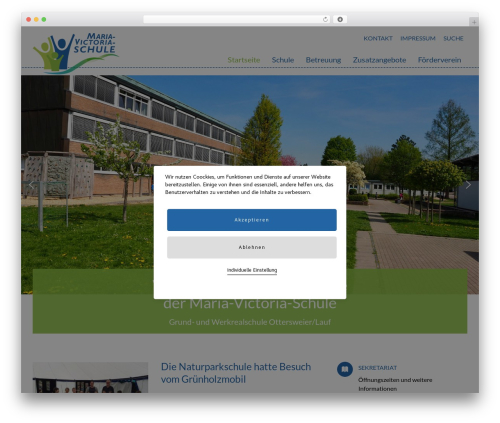 Template WordPress Kodeo Studio - mvschule-ottersweier.de