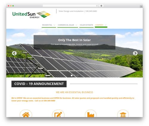 WordPress popup-maker-scroll-triggered-popups plugin - unitedsunenergy.com