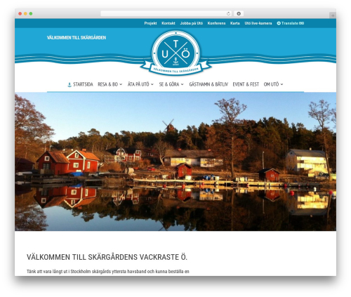 WordPress image-intense plugin - uto.se