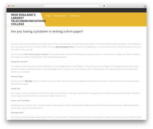 Expert Movers WordPress template - fairnessatfairpoint.com