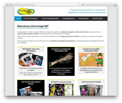 Rambo free WP theme - imagemp.fr