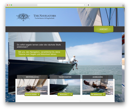 Free WordPress Sydney Toolbox plugin - the-navigators.de