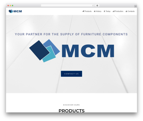 WP theme neve - mcmpn.it