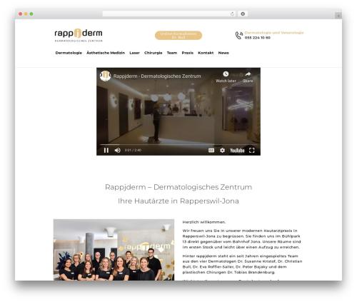 WP template ProDent - rappjderm.ch